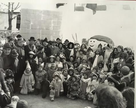 Carnaval d'hiver  1974 © J.W. Harry Hayden  Archives Musée de Lachine [P20]