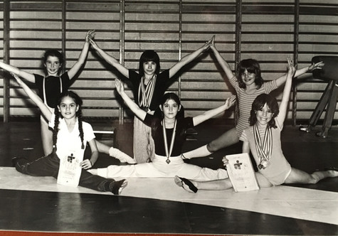Gymnastique Archives Musée de Lachine [P27-D]