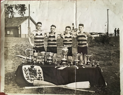Champions Dominion  1923 Archives Musée de Lachine [R6-B]