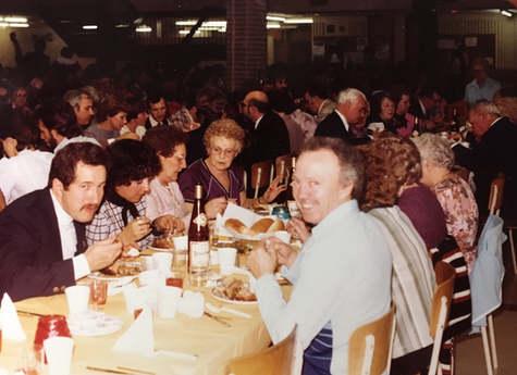 Soirée des bénévoles 1981 Archives Musée de Lachine [P24-C]