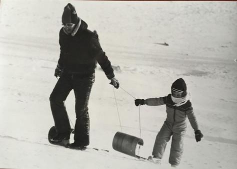 Festival des neiges 1986 Archives Musée de Lachine [P23-A]