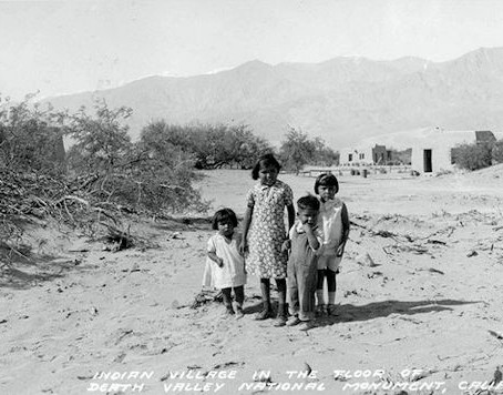 The Indigenous History of Death Valley