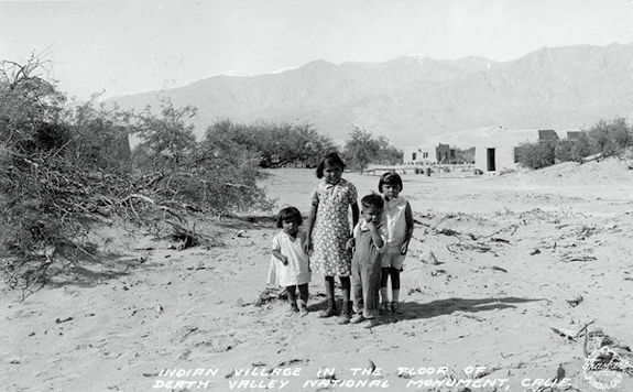 Timbisha Shoshone people