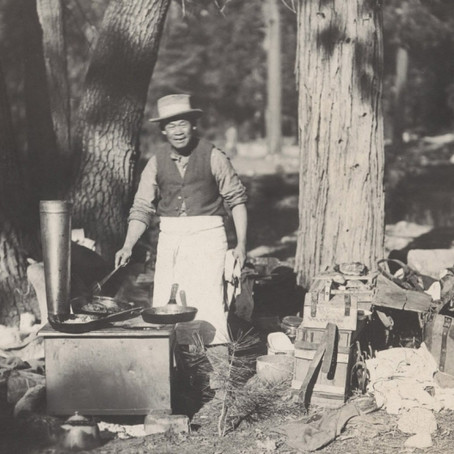 The Role of Chinese Immigrants in Shaping Yosemite National Park