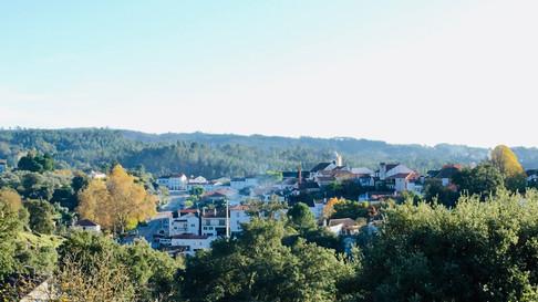 Das Dorf Pedrogao Pequeno