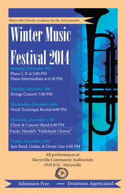 Winter Music Festival 2014
