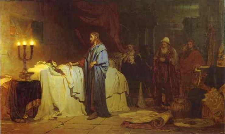 Raising of Jairus's daughter