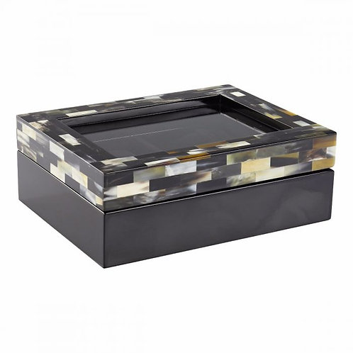 Watch Box From Horn