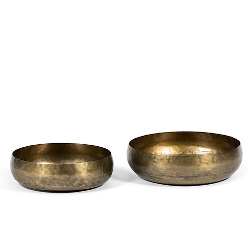 Round Bowl Set Of 2