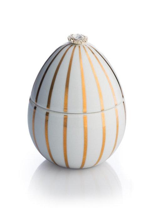 Fabergé White Golden Stripe