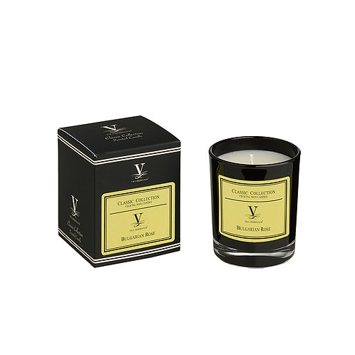 Classic Bulgarian Rose Candle