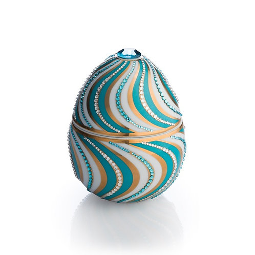 Fabergé Helicoidal Egg