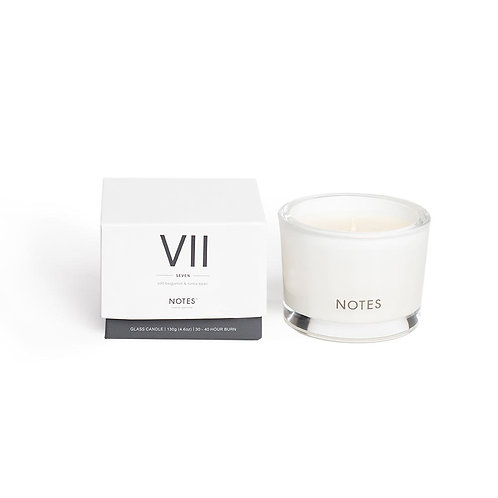Notes Candle VII - Seven