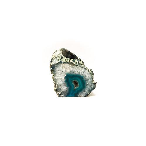 Votive Holder Agate Colored