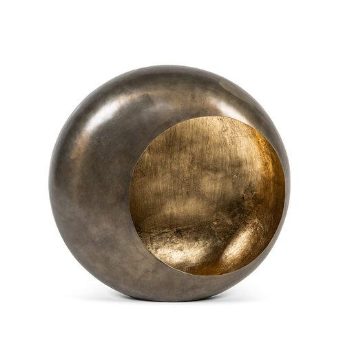 Circle Antique Nickel
