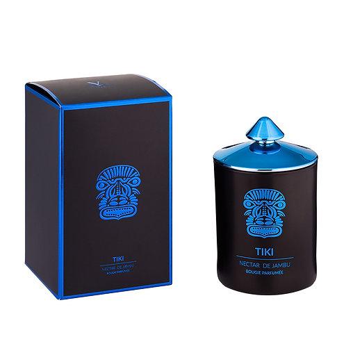 Blue Jambu Tiki Nectar Candle
