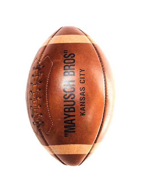 Leather Rugbyball