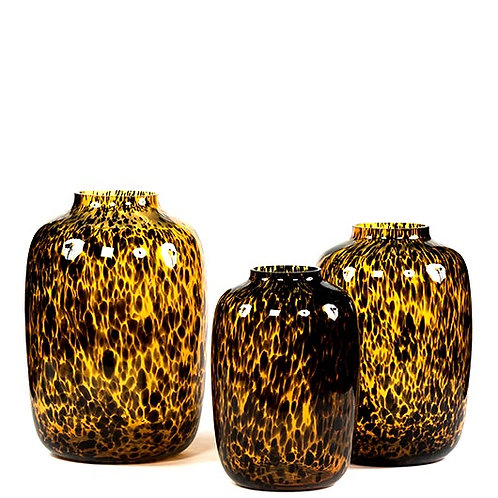Bulb Vase Spotted