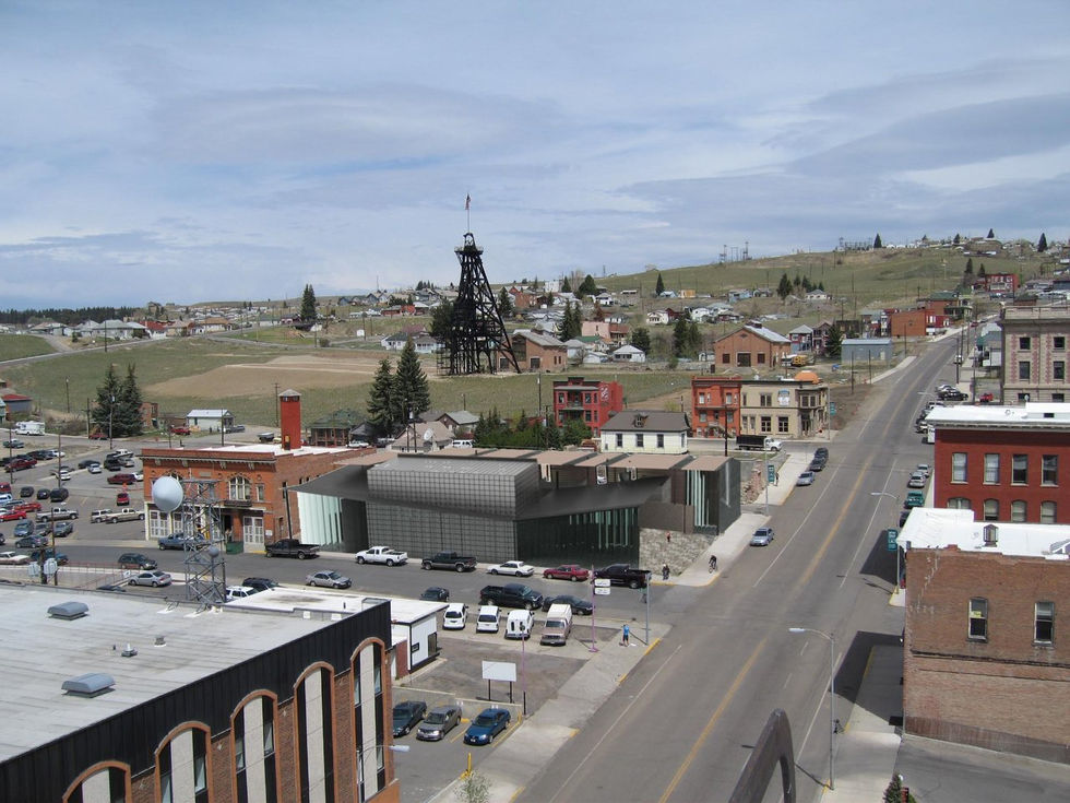 Performing Arts Center Butte MT