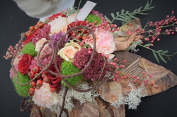 Photographie montage Floral
