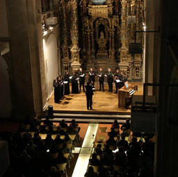 "Premiere ""Mass in G major for St. Jakob"" (Tučapský)"