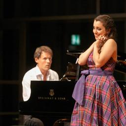 """1st Prize Internationales Wettbewerb """"Richard Strauss"""""""