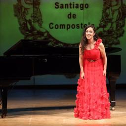 """Finals Concurso de Canto """"Compostela Lírica"""""""