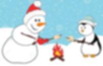 snowman-penguin-roasting-marshmallows-cu