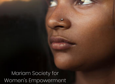 Mariam Society Impact Report Year 1: 2019 - 2020