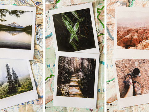 FUJIFILM INSTAX AND FIVE WEEKS IN THE WILD WEST