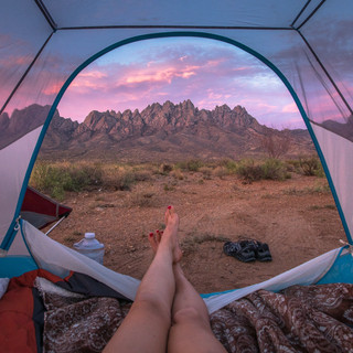 THE UGLY TRUTH BEHIND MY FAVORITE CAMPSITES IN THE SOUTHWEST