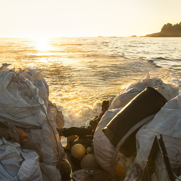 A FIRSTHAND LOOK AT THE PLASTIC POLLUTION CRISIS