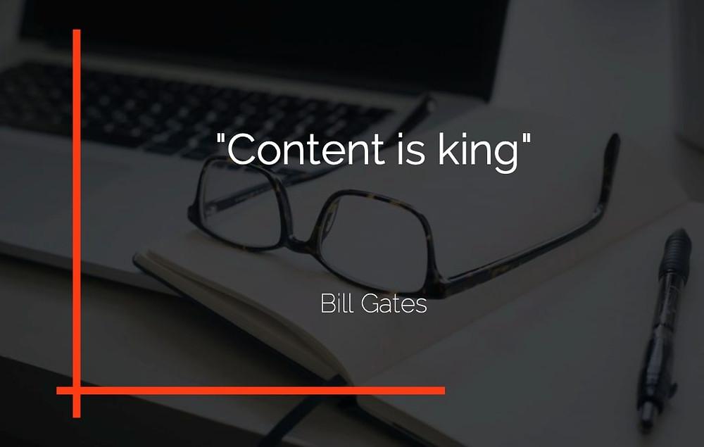 """Gospodarka cyfrowa rządzi światową ekonomią, to nie dostęp do kapitału (""""cash is king"""") ale treść jest królem - """"Content is king""""."""