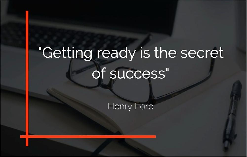 Strategia internetowa wymaga - jak wszystko - pracy, planu i cierpliwości.