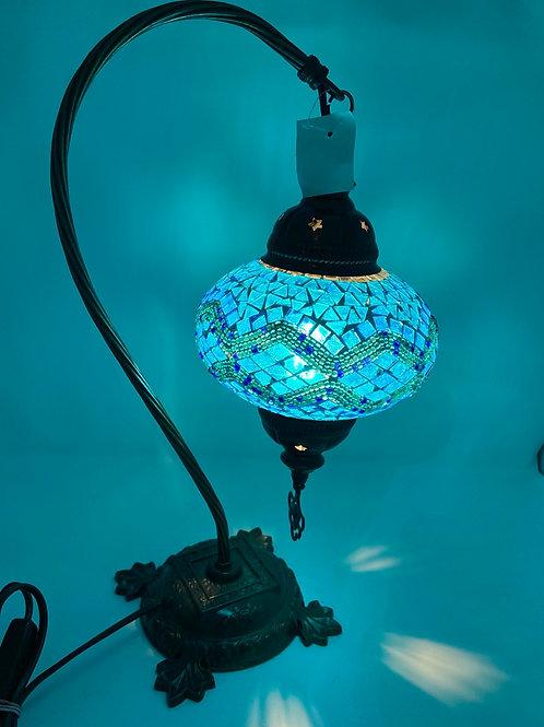 "Mosaic Table Lamp 17"""