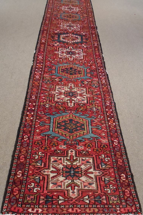 PERSIAN HERIZ RUNNER RUG/CARPET