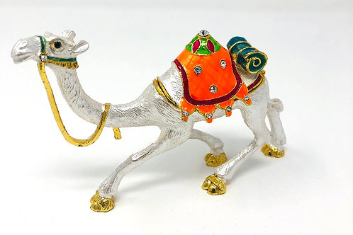 ONE BRASS WEDDING CAMEL