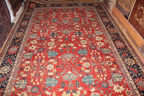 MESOPOTAMIAN TURKISH AREA RUG (RUGS)