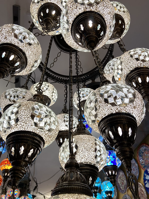 Turkish Chandelier