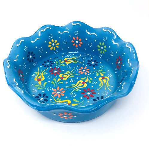 HANDMADE CERAMIC BOWL (ONE 15cm)