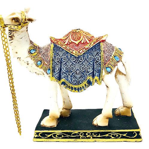 STANDING CEREMONIAL CAMEL