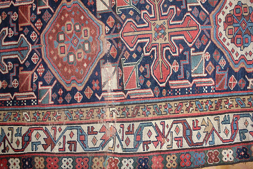 ANTIQUE KUBA RUG/CARPET