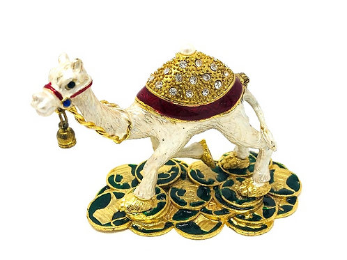 WALKING CEREMONIAL CAMEL