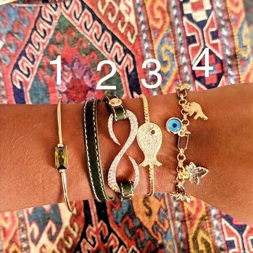 GORGEOUS BRACELETS FROM ISTANBUL
