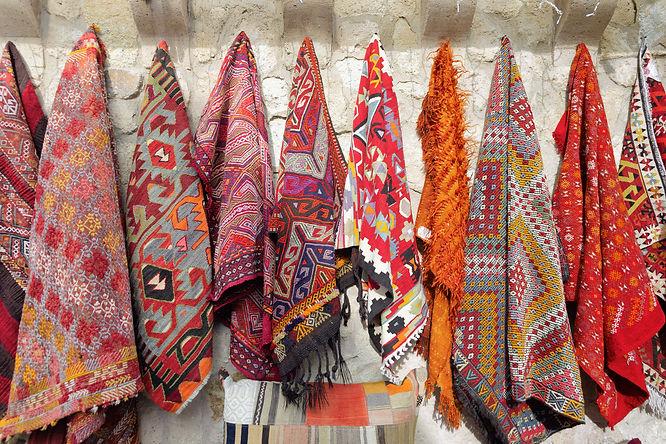 Traditional Turkish style handmade rugs