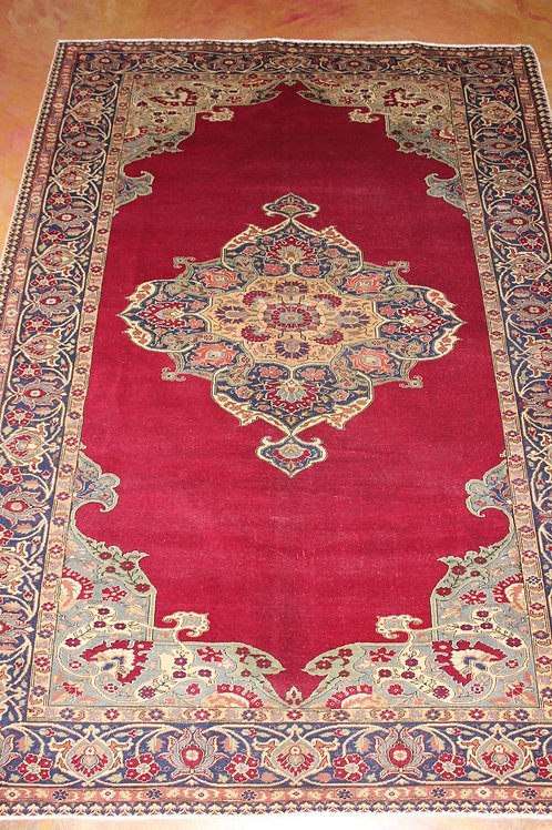 ANTIQUE MEDALLION KAYSERI RUG/CARPET