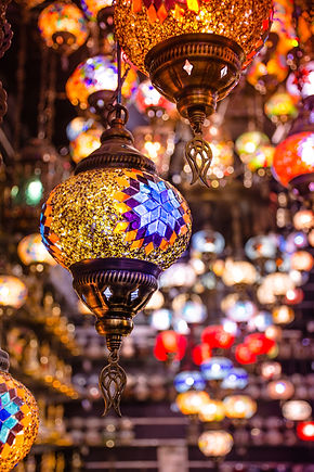 Beautiful Traditional Ramadan Light Lamp
