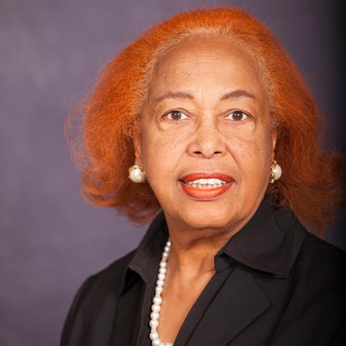 Dr. Patricia E. Bath