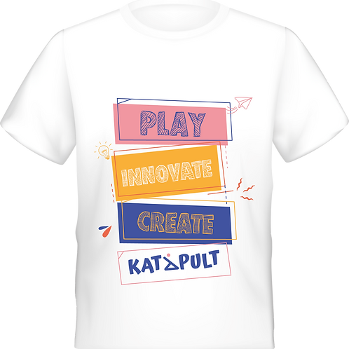 Play Innovate Create T-shirt