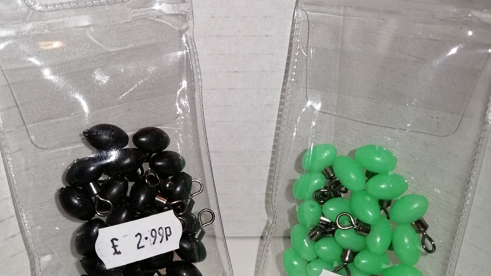 Pulley beads x25
